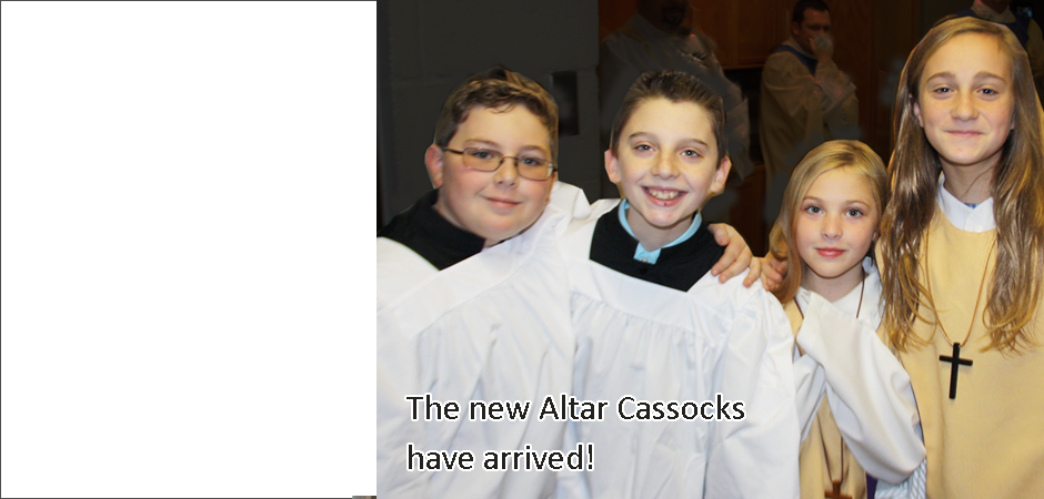 Cassocks